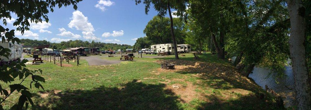 Duvall in the Smokies RV Campground