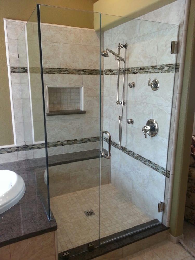Bathroom Fixtures Upland Ca allglass bath, inc - 49 photos & 20 reviews - glass & mirrors