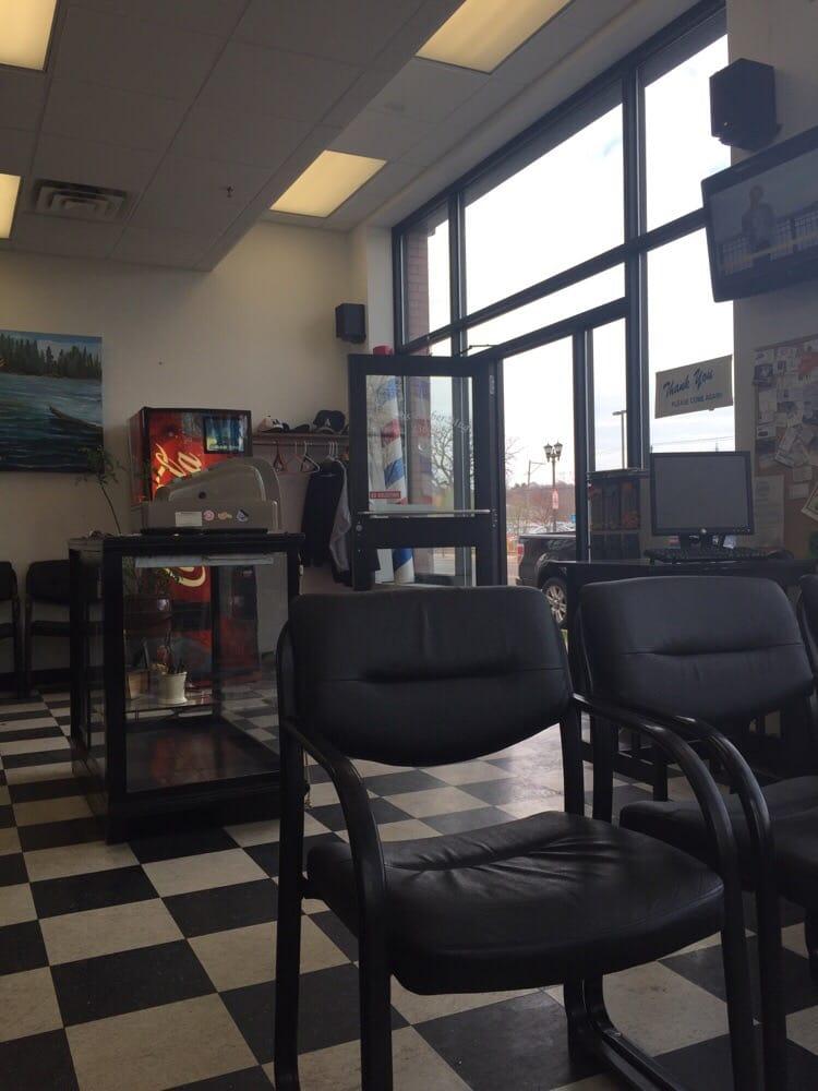 Barber Mug Barber Shop: 1364 7th St W, Saint Paul, MN