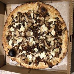 2 San Marzano Brick Oven Pizza