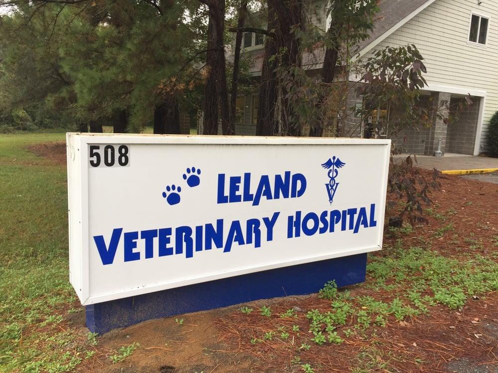 Leland Veterinary Hospital: 508 Village Rd NE, Leland, NC