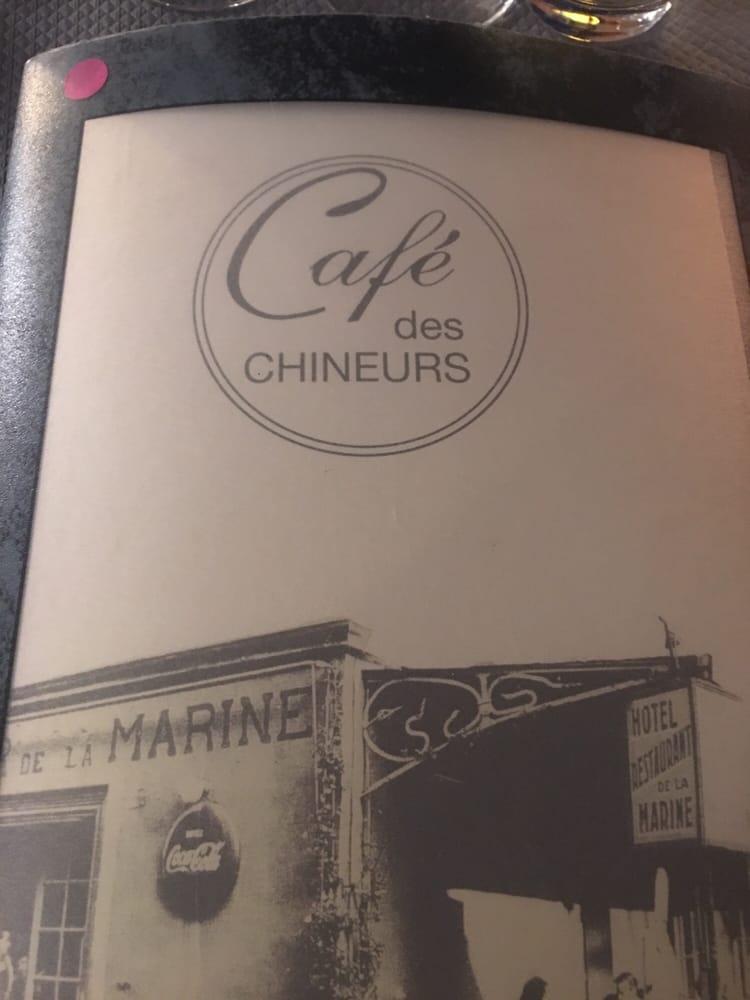 cafe des chineurs