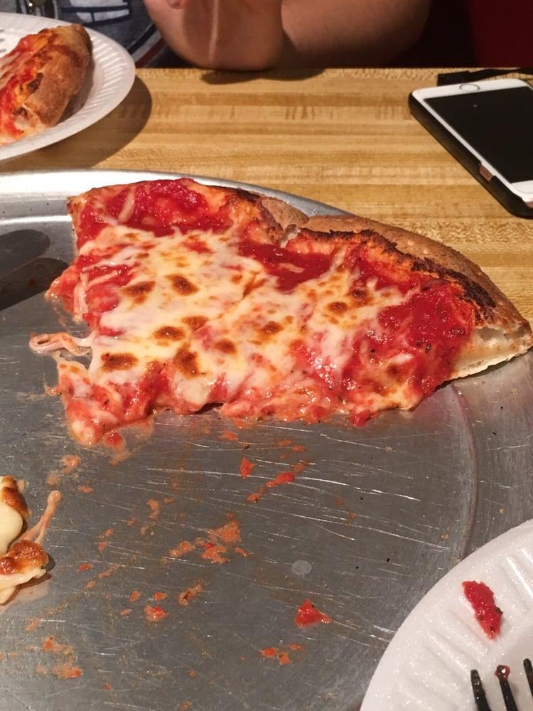 A.J.'s Heavenly Pizza: 131 N Sandusky Ave, Upper Sandusky, OH