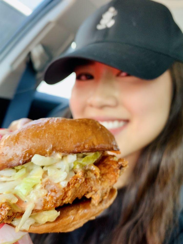 Food from FB Nashville Hot Chicken