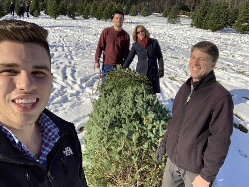 Bald Peak Christmas Tree Farm: Sodom Road and Rte 171, Tuftonboro, NH