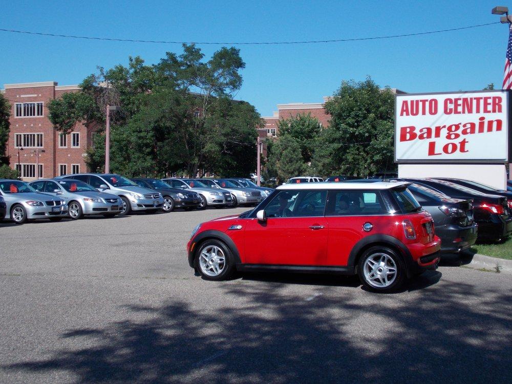 Auto Center Bargain Lot   Car Dealers   1805 Wayzata Blvd, Wayzata, MN    Phone Number   Yelp