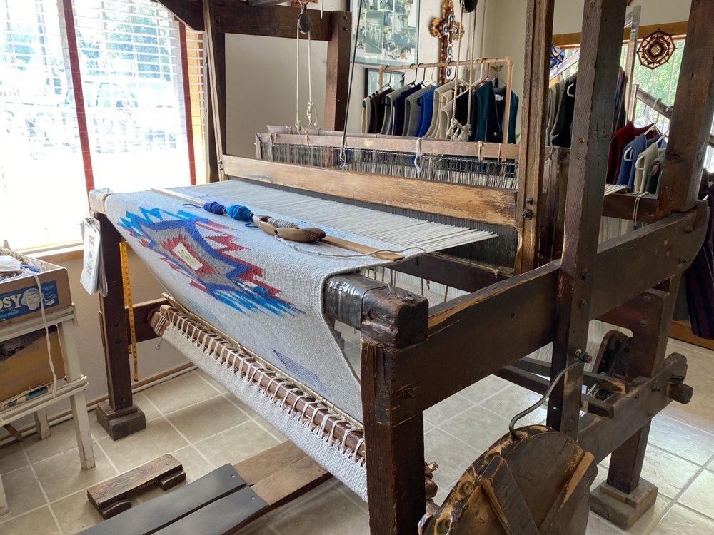 Trujillo's Weaving Shop: 814 State Road 76, Chimayo, NM