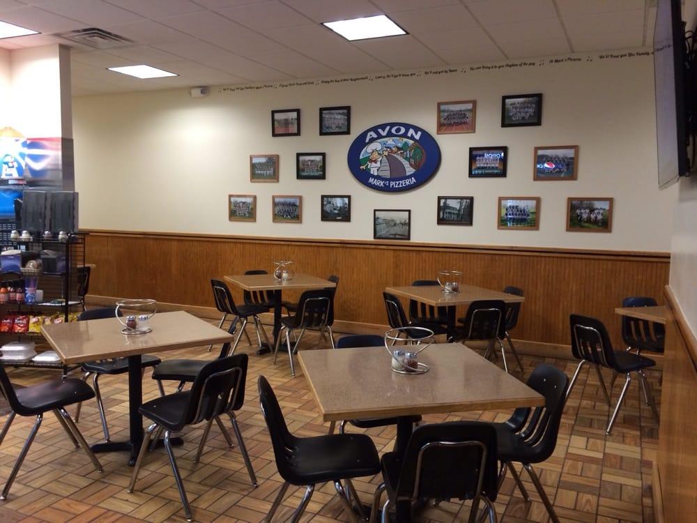 Photo of Mark's Pizzeria: Avon, NY