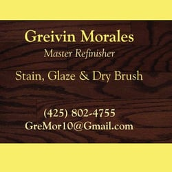 GM Refinishing Refinishing Services Bellevue WA