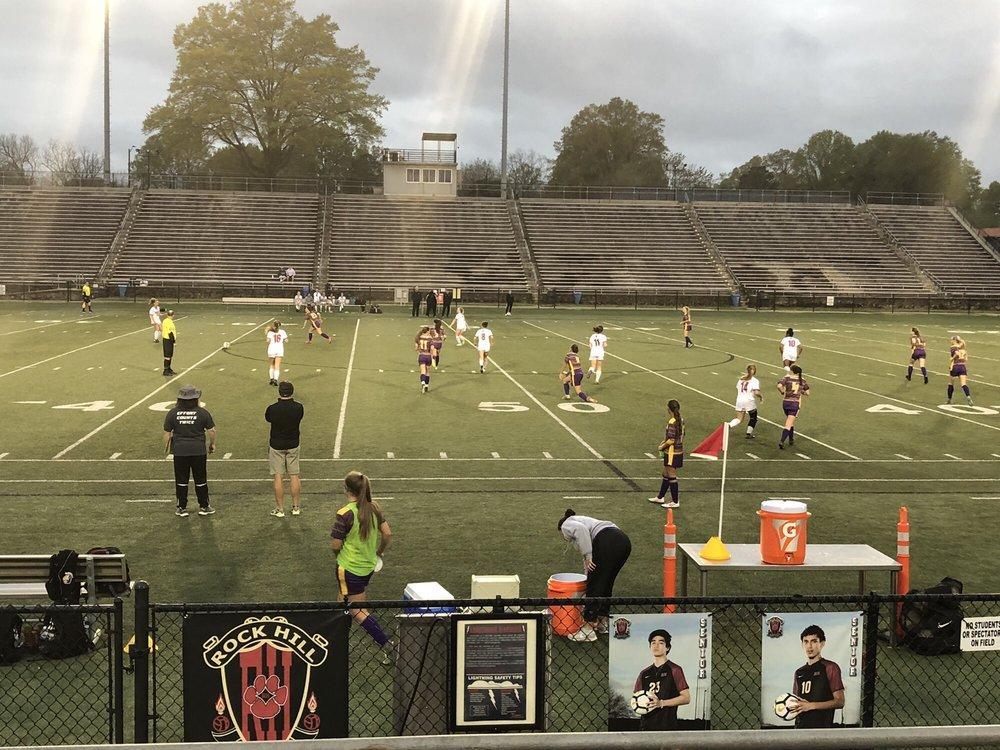 District 3 Stadium: 210 S Cherry St, Rock Hill, SC