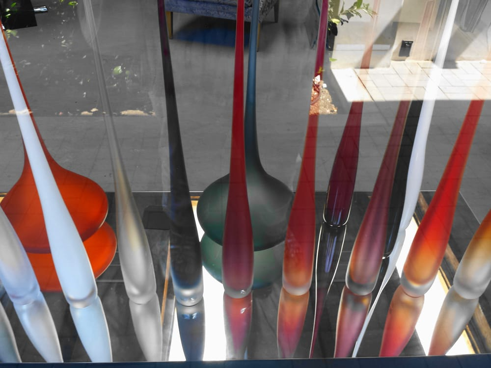 Vivarini Flute Vases By Murano Glass Yelp