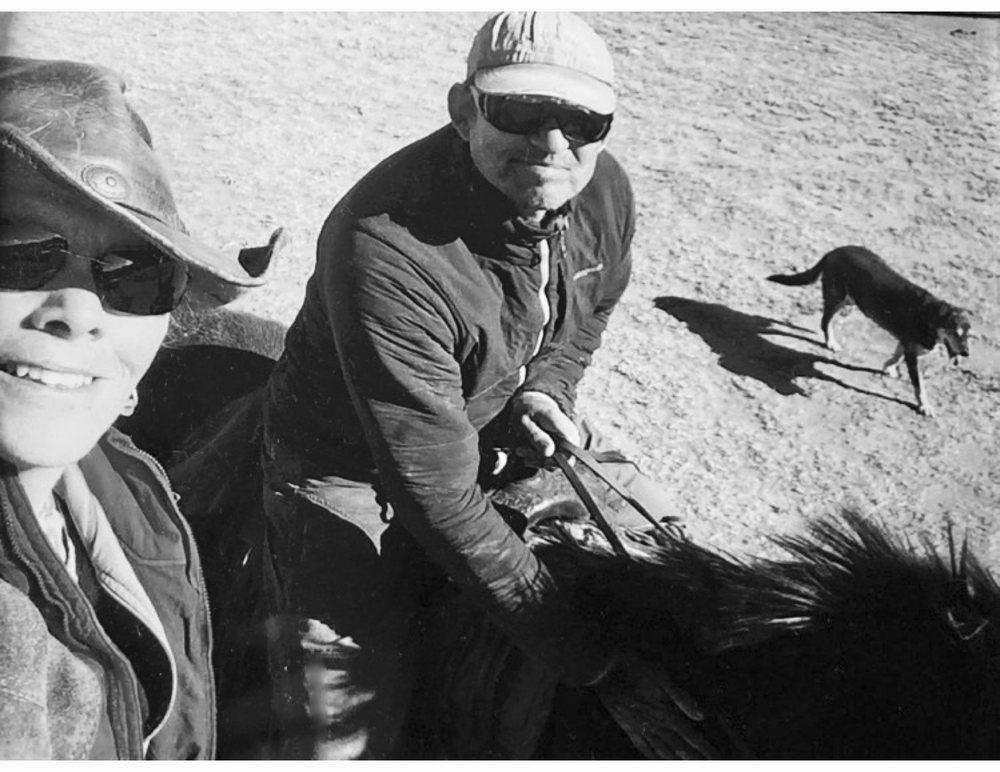 U-Trail: Wild Horse Rd, Glenwood, NM