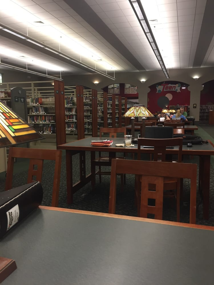 Library Center: 4653 S Campbell Ave, Springfield, MO