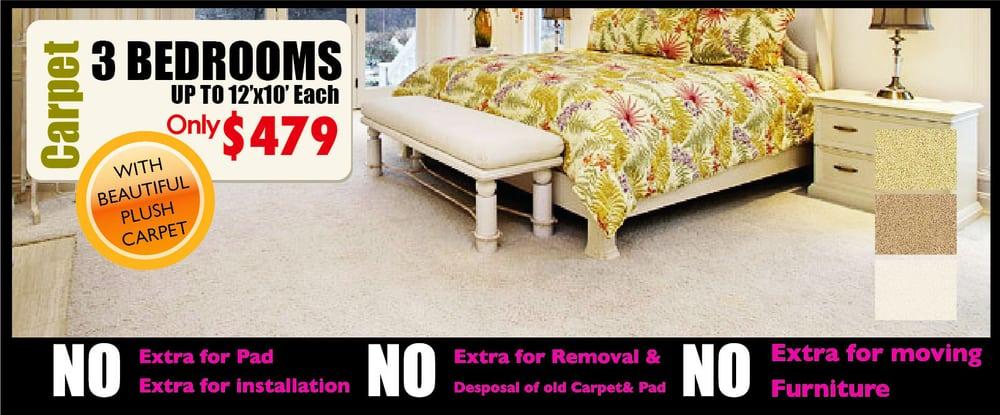 1 Stop Carpet Furniture Decor Store - 29 Photos u0026 31 Reviews - Flooring u0026 Tiling - 17512 ...
