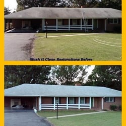 Marvelous Photo Of Wash It Clean Restorations   Richmond, VA, United States. Before  And