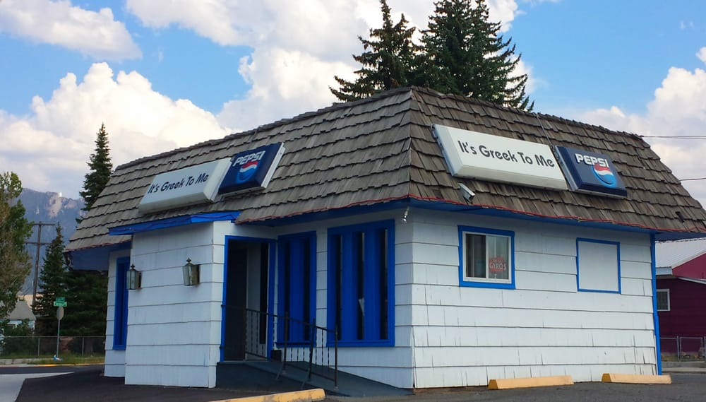 It's Greek To Me - Salad - 3100 Harrison Ave, Butte, MT - Restaurant Reviews - Phone Number - Yelp