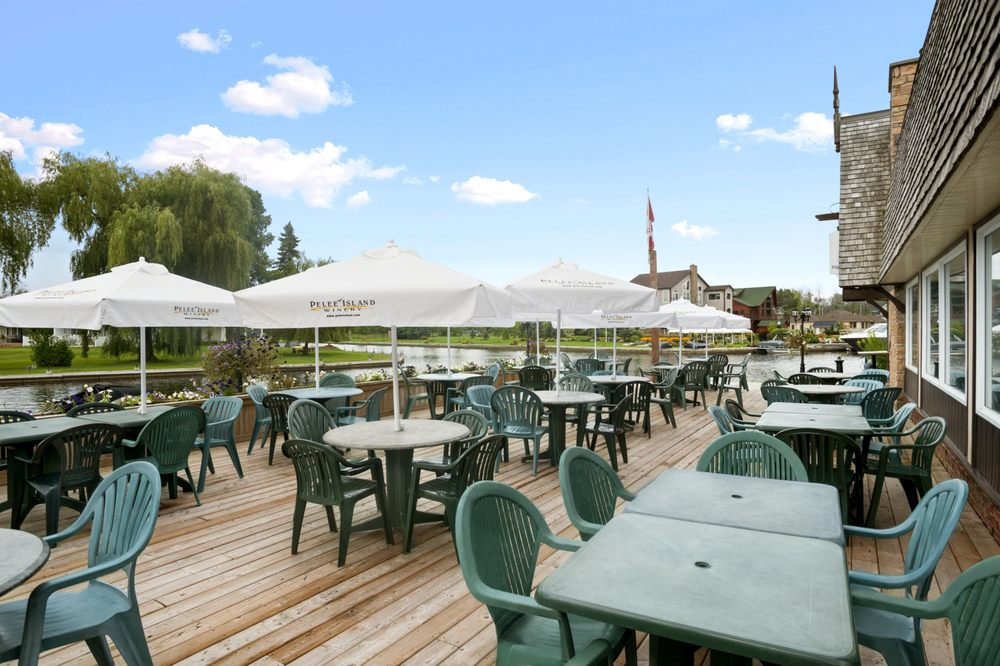 Knights Inn Harbour Resort Lagoon City Brechin