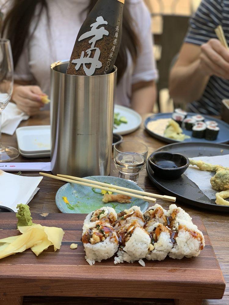 Mika Sushi: 9 Del Fino Pl, Carmel valley, CA