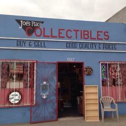 Joe's Place Collectibles - Pawn Shops - 937 E Base Line St