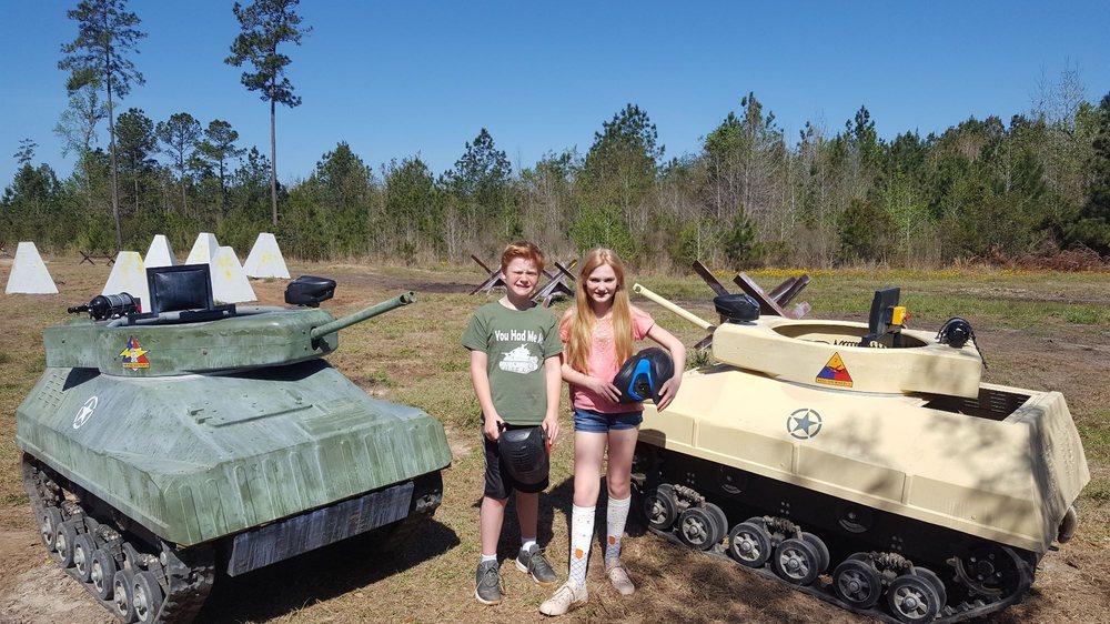 The Combat Zone: 108 Godley Rd, Bloomingdale, GA