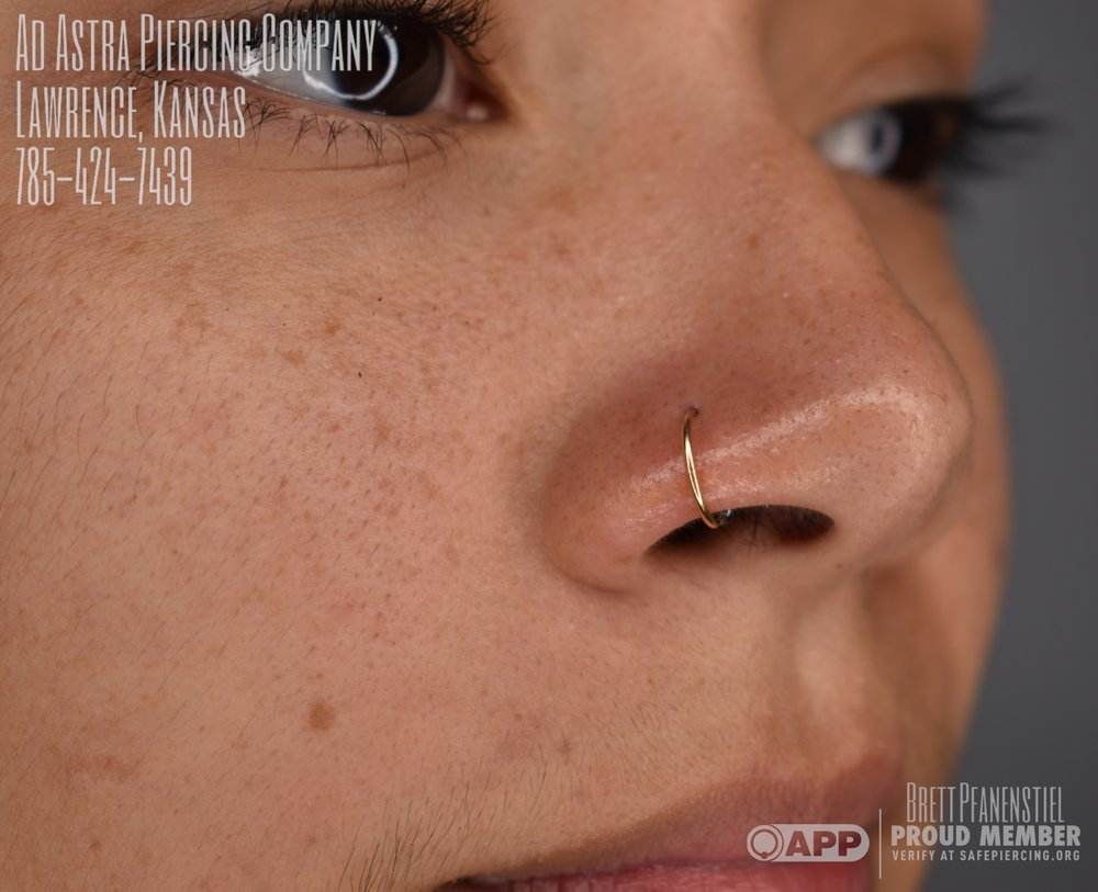 Ad Astra Piercing Co: 5 E 7th St, Lawrence, KS