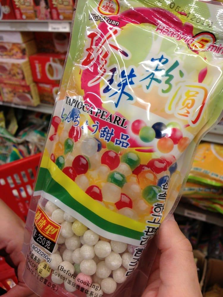 how to cook rainbow tapioca pearls