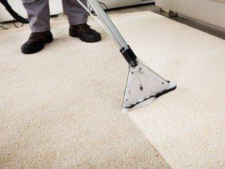 Orange Clean Carpet