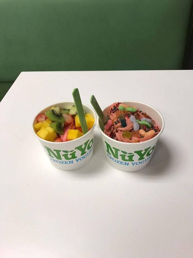 Photo of Nuyo Frozen Yogurt: Folsom, CA