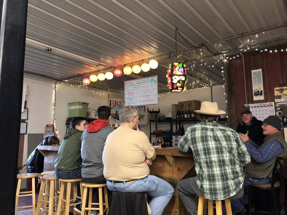 Dave's Brew Farm: 2470 Wilson St, Wilson, WI
