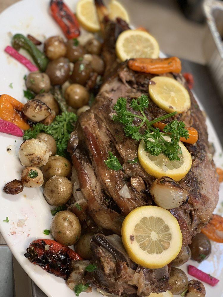 Social Spots from Zenobia Middle Eastern Cuisine