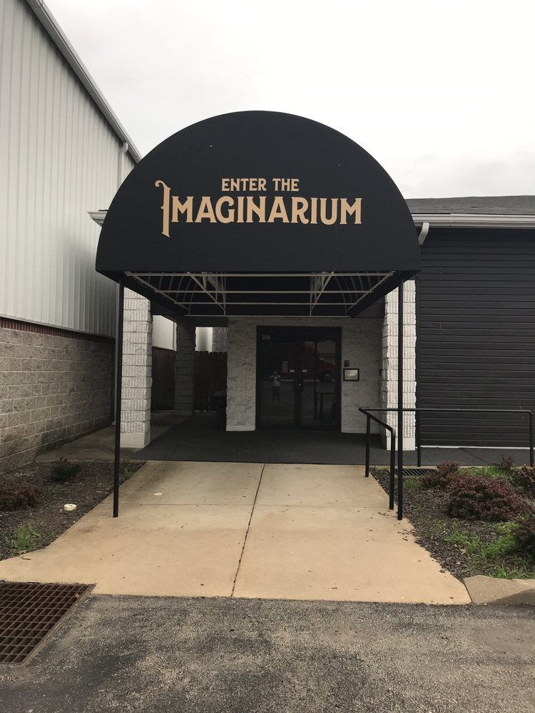 Enter the Imaginarium Pittsburgh: 32 Alpha Dr W, Pittsburgh, PA