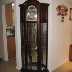 Back In Time Clock Repair Clock Repair 1127 Greenbriar Lp Round