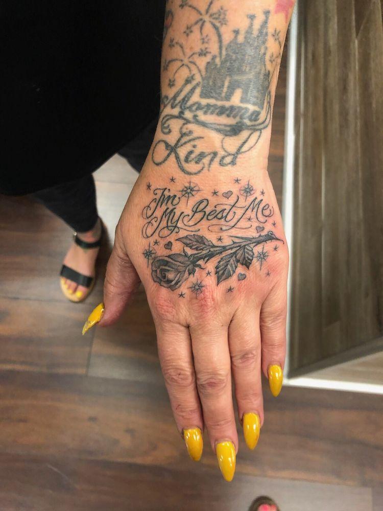 Rose Gold Tattoo: 702 Sutter St, Folsom, CA
