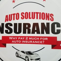 Auto Solutions Insurance Services - 11 Reviews - Auto ...