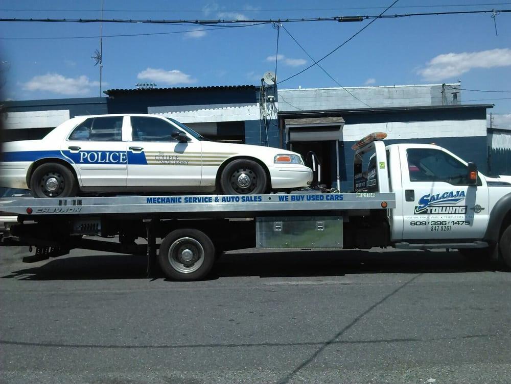 Salcaja towing motor mechanics repairers 118 w paul for Motor vehicle trenton nj number