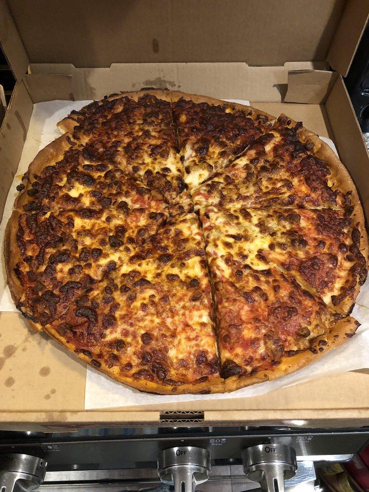 Belleria Pizza & Italian Restaurant: 258 State Rt 14, Columbiana, OH