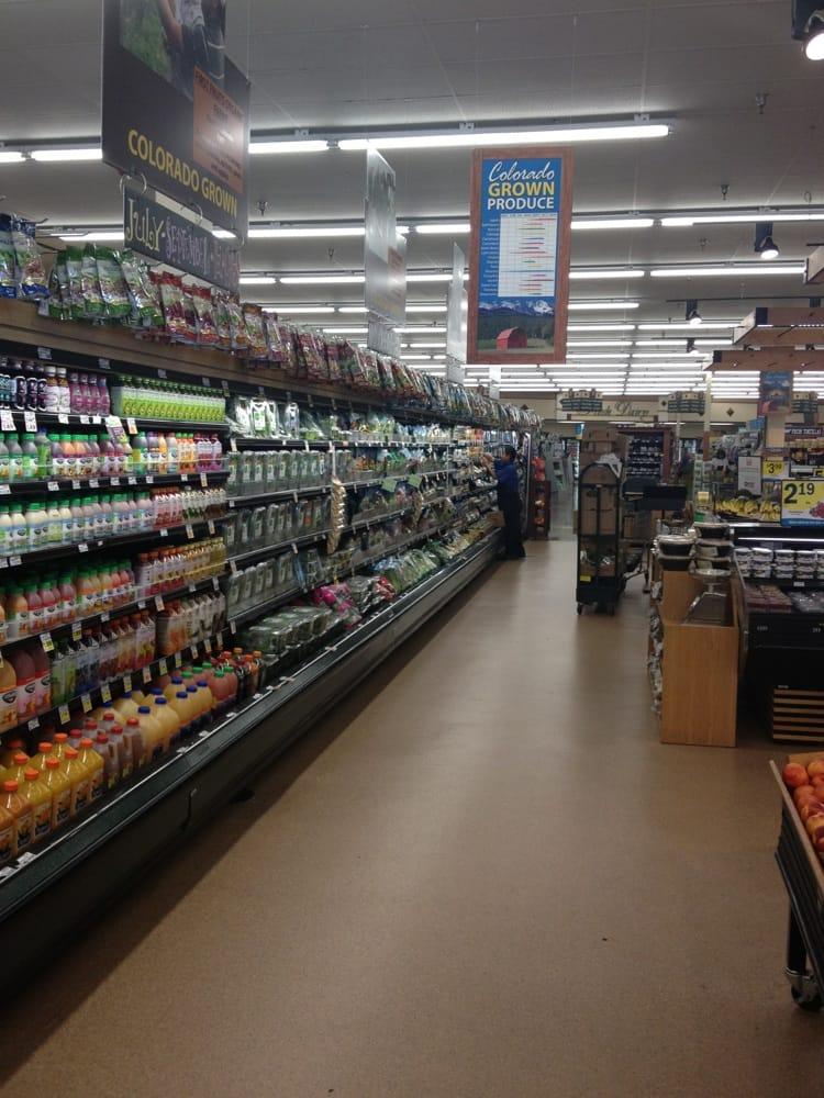 City Market Food & Pharmacy: 1410 Grand Ave, Glenwood Springs, CO