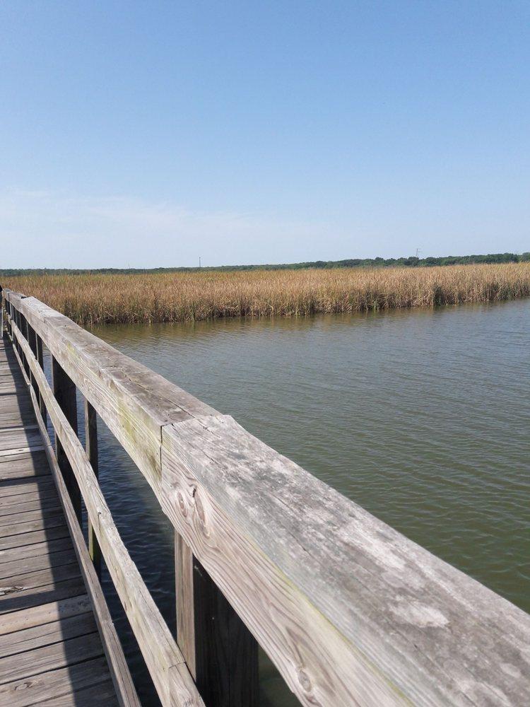 John Bunker Sands Wetland Center: 655 Martin Ln, Combine, TX