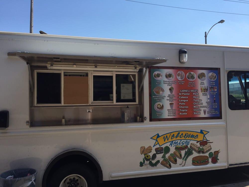 Tacos El Charrito Truck