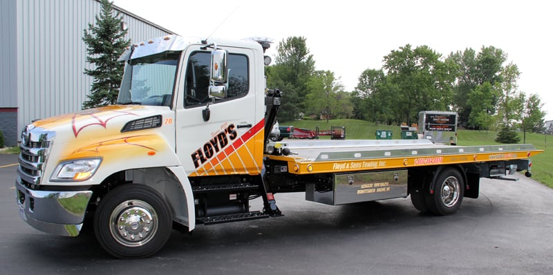 Towing business in Sturtevant, WI