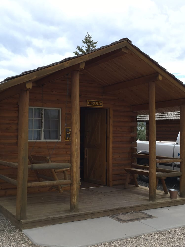 Ponderosa campground 11 photos 25 reviews camping for Ponderosa cabins california