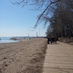 Photo Of Kew Balmy Beach Toronto On Canada A Nice April