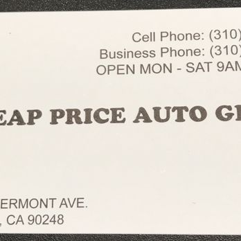 Photo Of Cheap Price Auto Glass   Gardena, CA, United States