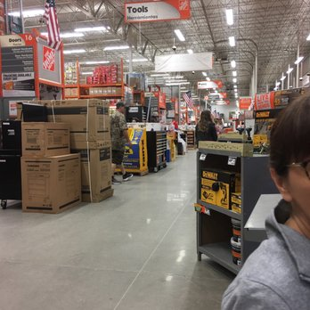 New Home Depot In Conroe