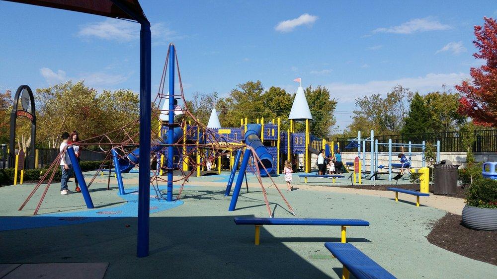 Zacharys Park Hawk Ridge Park: 8392 Orf Rd, Lake Saint Louis, MO