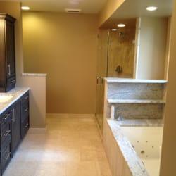 Mordini General Contracting Photos Contractors Hunter - Galley style bathroom
