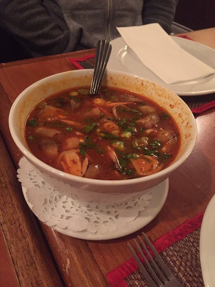 Tom Yum Soup Yelp