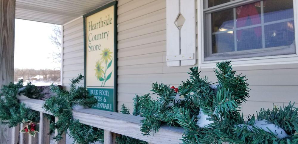 Hearthside Country Store: 2494 200th Rd, Sabetha, KS