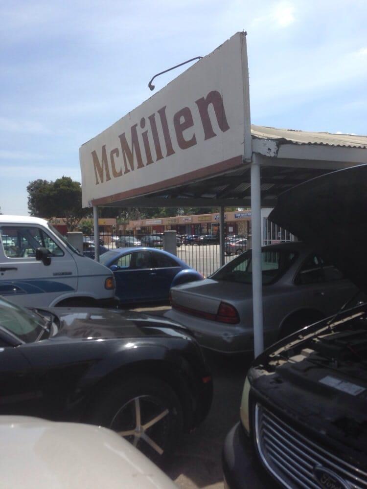 Mcmillen s garage 113 avis r paration auto 9156 for Garage des paluds avis