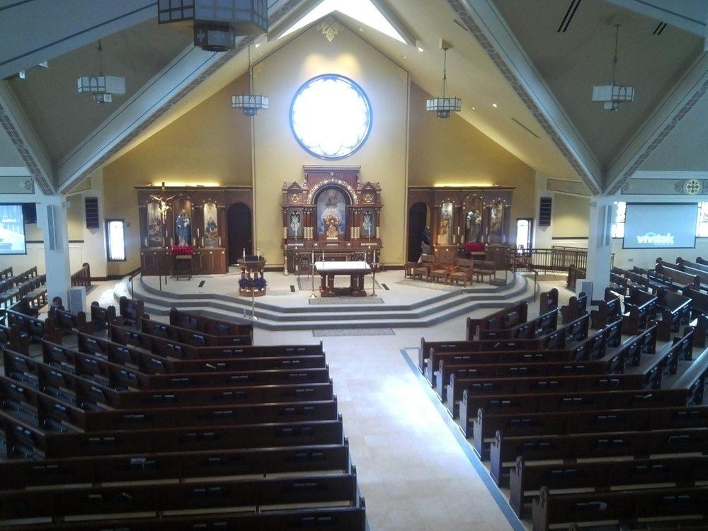 St. John Neumann Catholic Church: 9633 E State Route 37, Sunbury, OH
